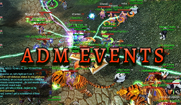 ADM EVENTS