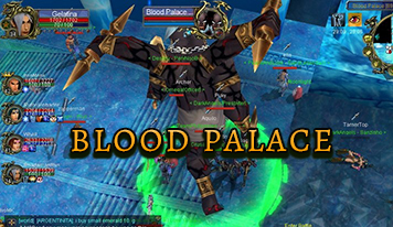 BLOOD PALACE!